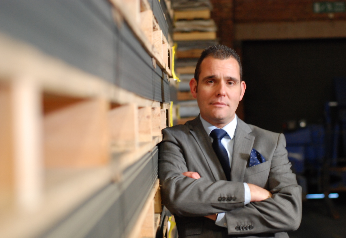 Managing director Ben Jayes has been surprised by the level of new enquiries since lockdown