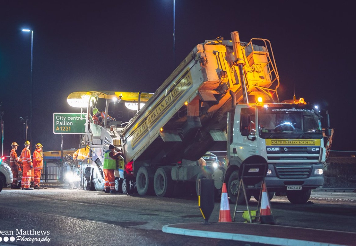 Northumbrian Roads raised revenue to £16m in 2019 generating nearly £1m pre-tax profit