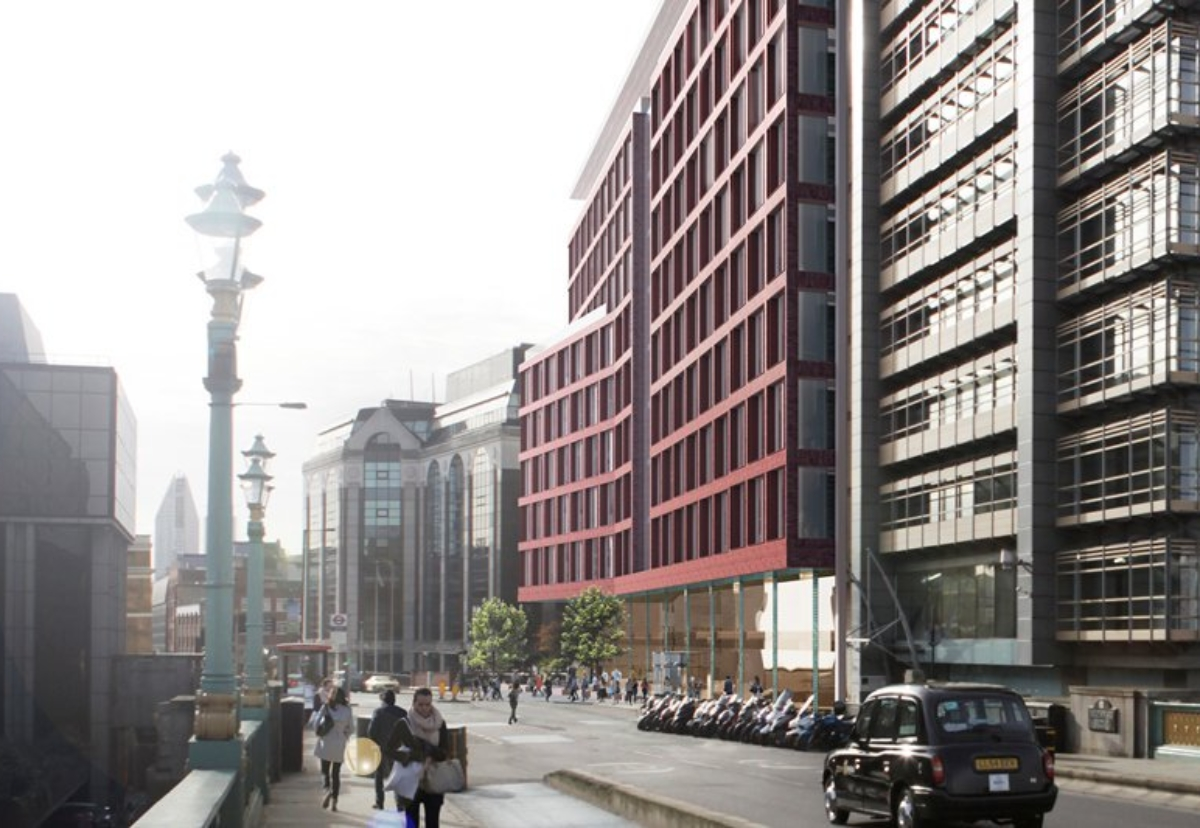 Structure Tone is enjoying strong orders this year including a £60m revamp of Rose Court building in London