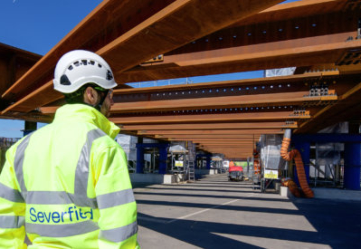 Severfield is optimistic about the year ahead as orders flow in