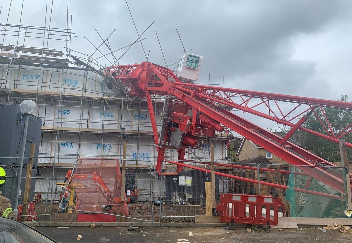 Picture courtesy of London Fire Brigade