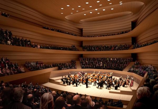 Bids Invited For 163 45m Edinburgh Concert Hall