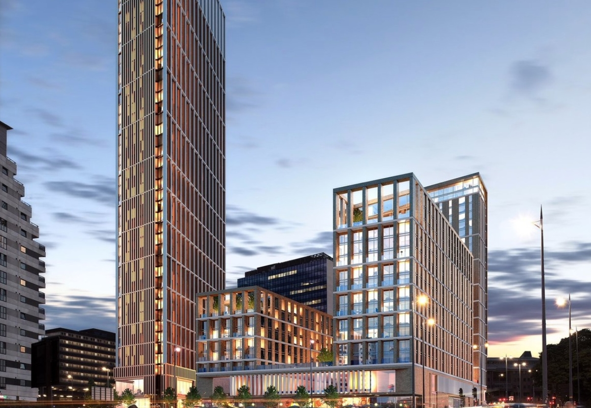 Plans for Birmingham's tallest high-rise resi block due to go in early in 2019