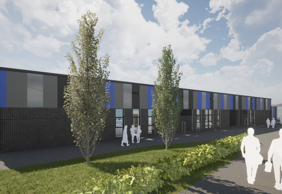 Warrington-based Total Roofing and Cladding will deliver the envelope