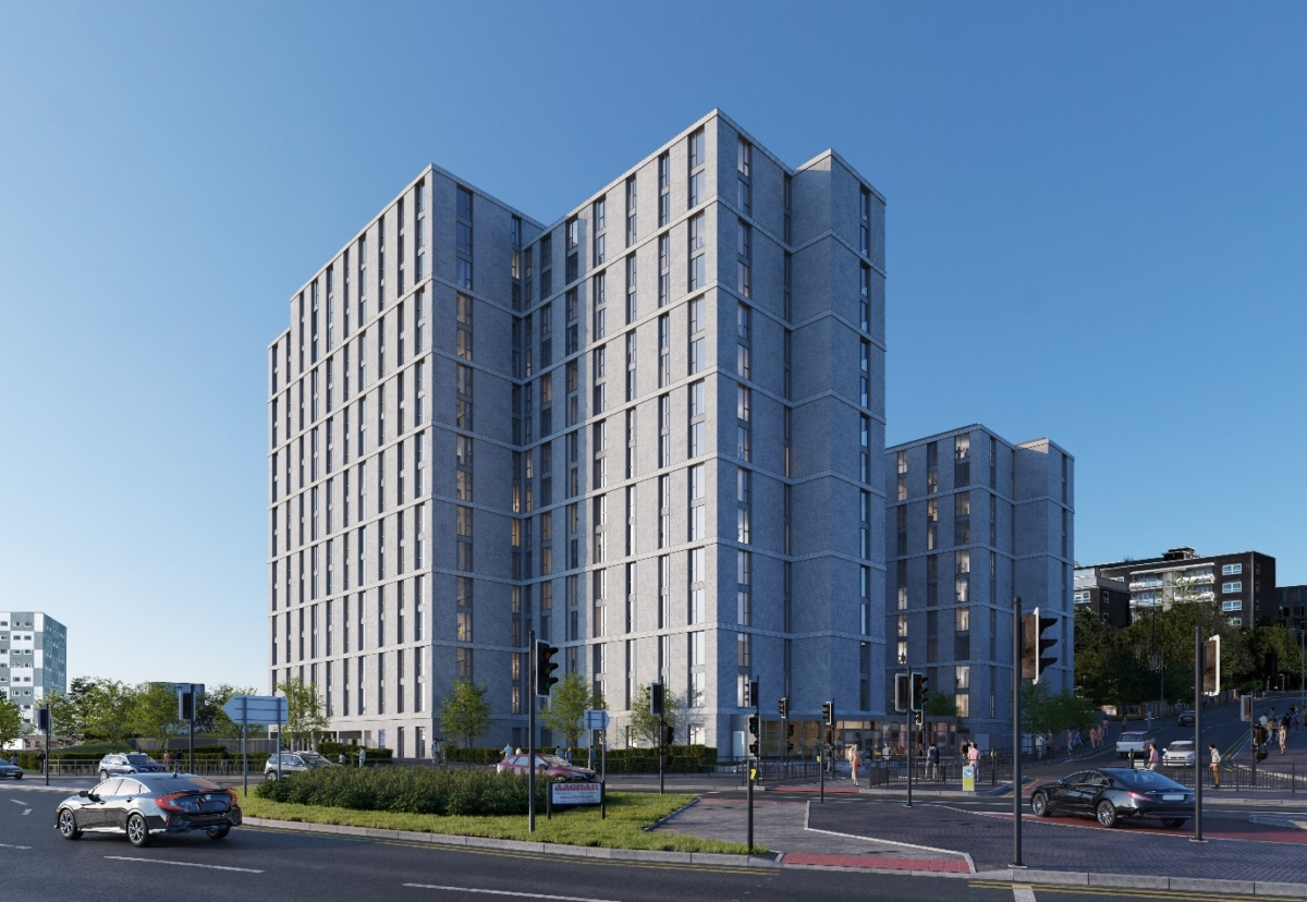 Galliford Try and CIMC are teaming up to develop Leeds PRS scheme