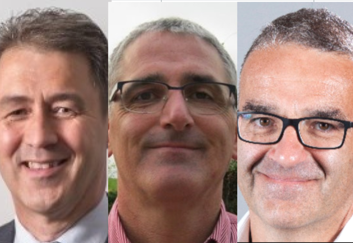 (l-r)Taylor, Plant and Culshaw leave infrastructure business
