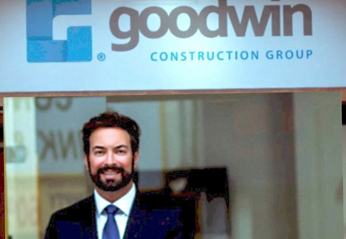 Richard Goodwin aims to create one of the region's leading main contractors