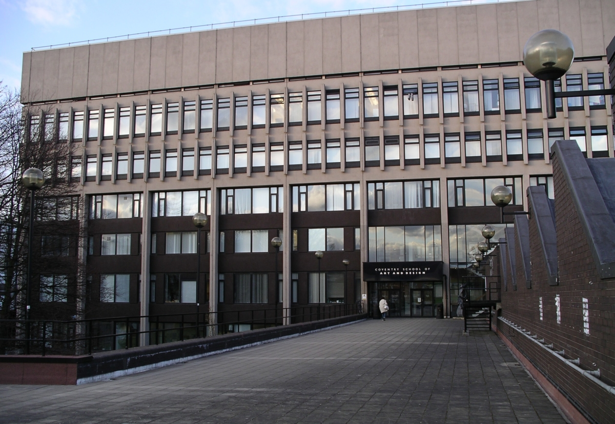 Graham Sutherland building will be remodelled and overhauled
