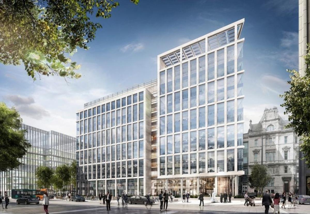 HMRC's new central Cardiff Hub