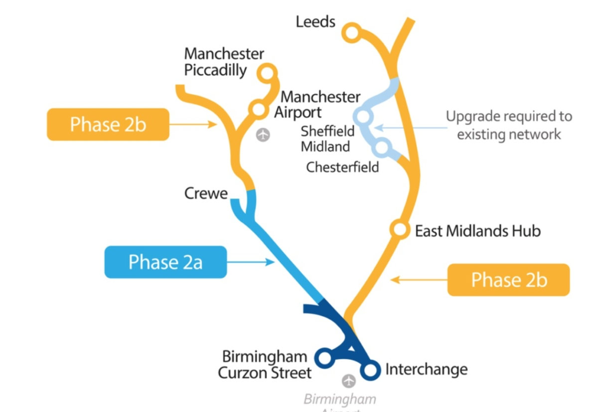 First works package for phase 2a to be awarded early next year to an existing framework partner