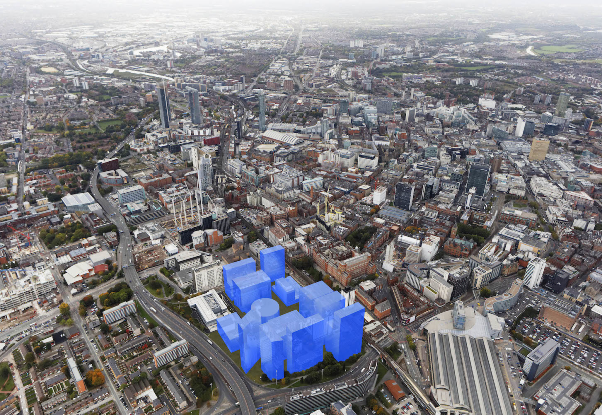 ID Manchester is the last site of its size and scale yet to be developed in the city centre