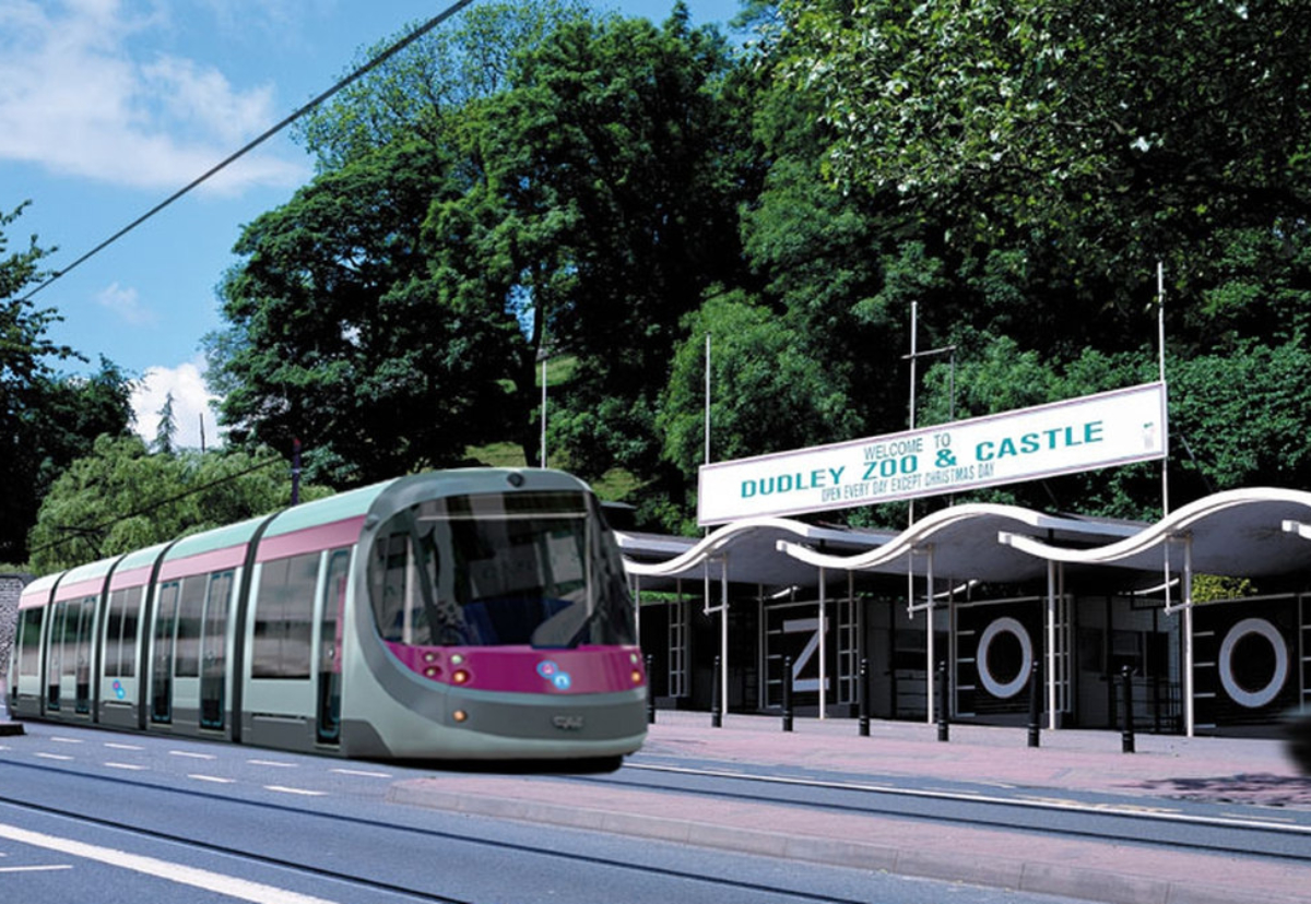 £200m funding green light for Midland Metro extension