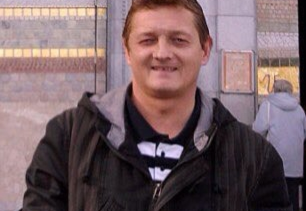 Renè Tkáčik was killed by falling concrete