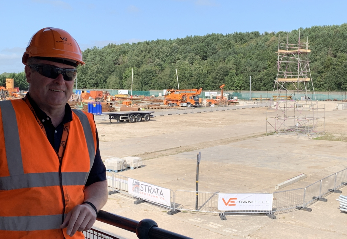 Van Elle widens its offer into plant operator training