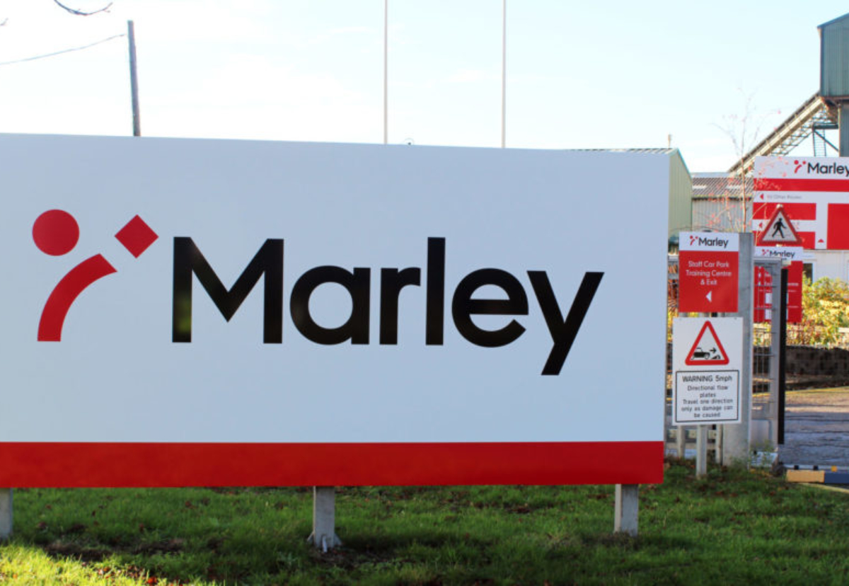 Marley owns eight production and distribution facilities