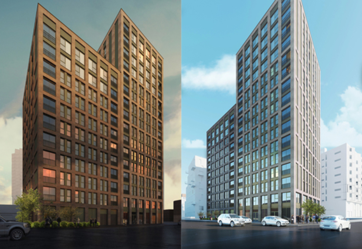 Clarion House Association deal paves the way for 11 and 16 storey apartment blocks