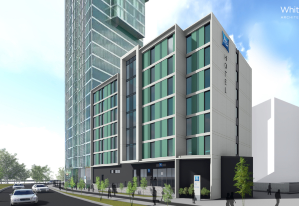 Plans go in for new hotel at Sheffield Velocity Tower