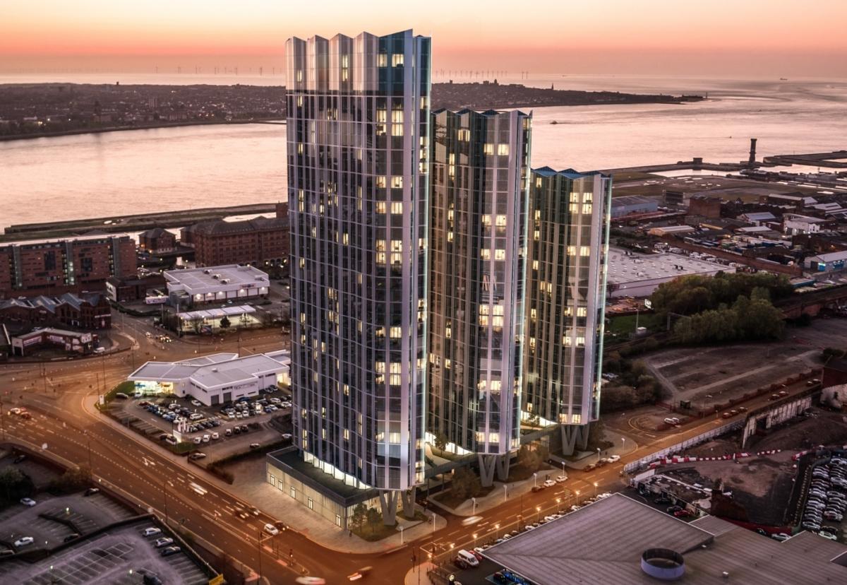 Developer Elliot Group plans £250M triple tower residential and commercial scheme