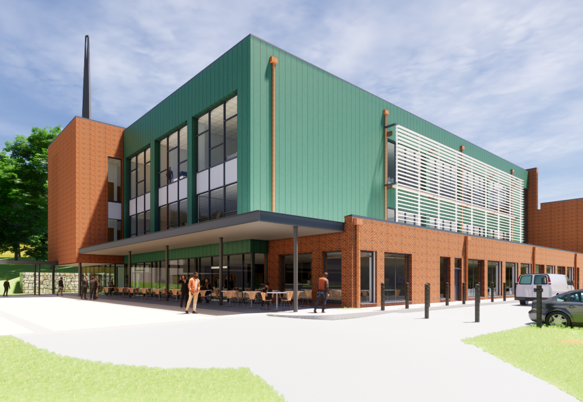 Planned joint HQ building for Nottinghamshire Police and Nottinghamshire Fire and Rescue