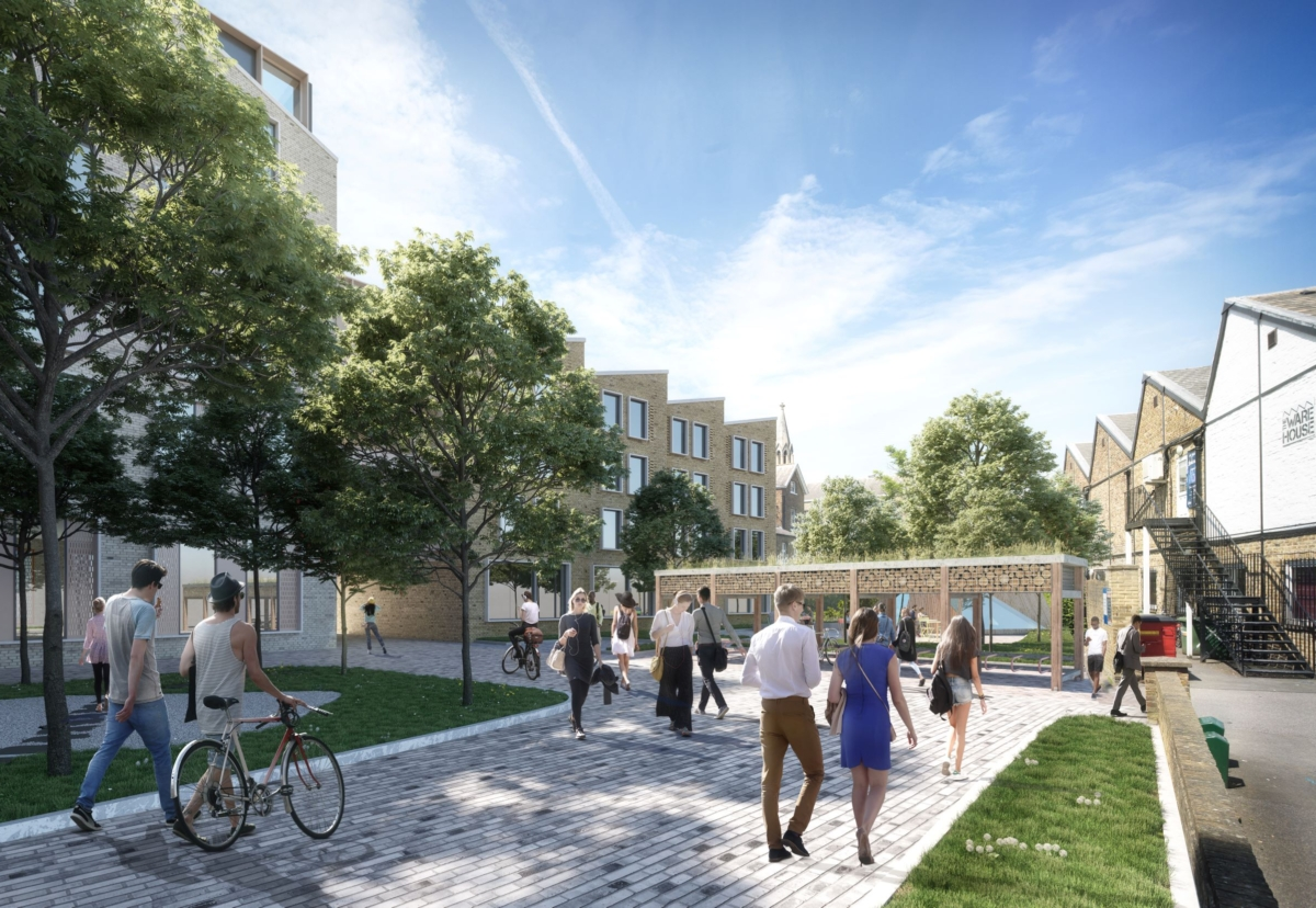 TP Bennet designed the project, which will involve extra floors on existing accommodation blocks