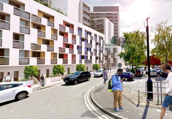 Manchester City Centre  Bed Flats Rent