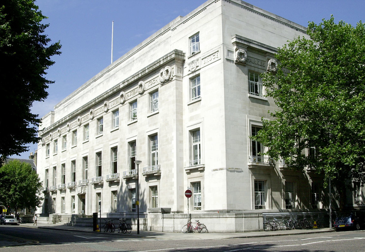 The London School of Hygiene and Tropical Medicine is upgrading its Kepple Street grade II building