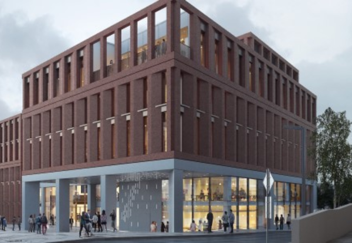 New postgraduate teaching block will open its doors in 2022