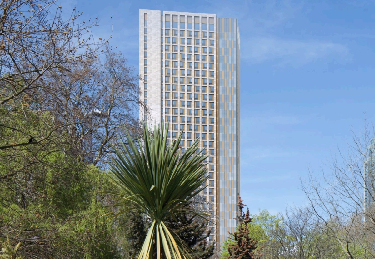 1 Miles Street tower is the firm's largest student scheme in the capital