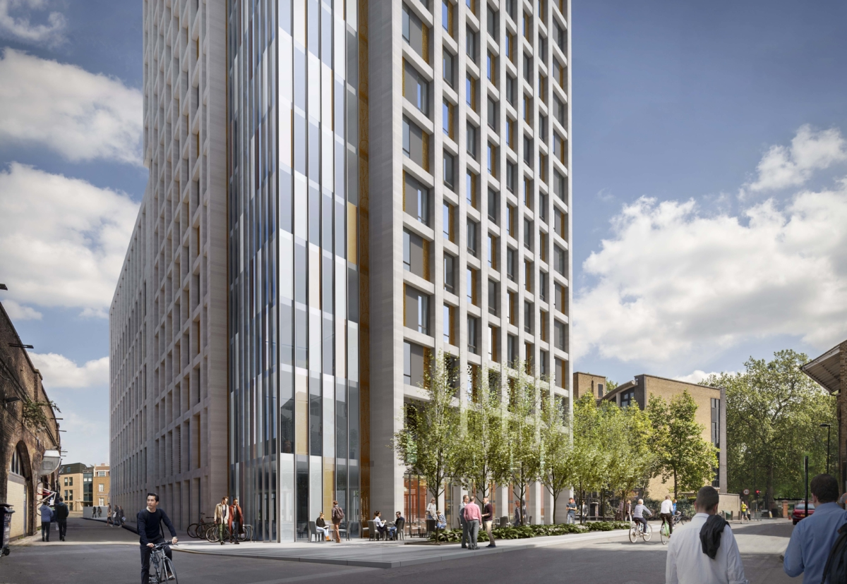 Miles Street project planned in Vauxhall