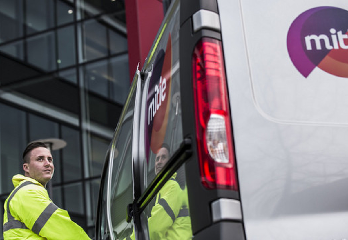 Enlarged Mitie would employ 77,500 staff