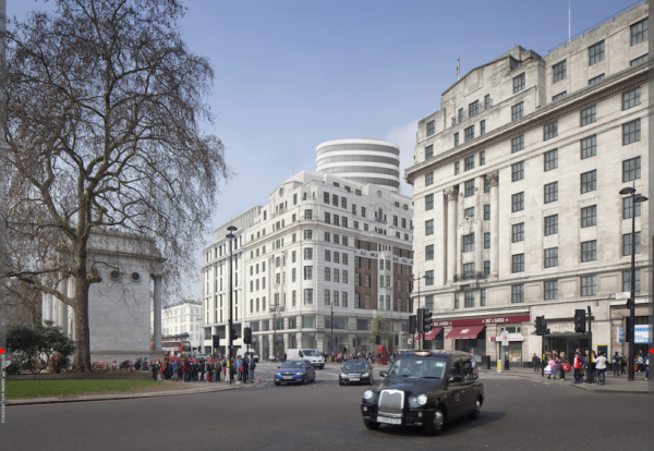 Galliford Try Wins 163 55m Revamp At Marble Arch