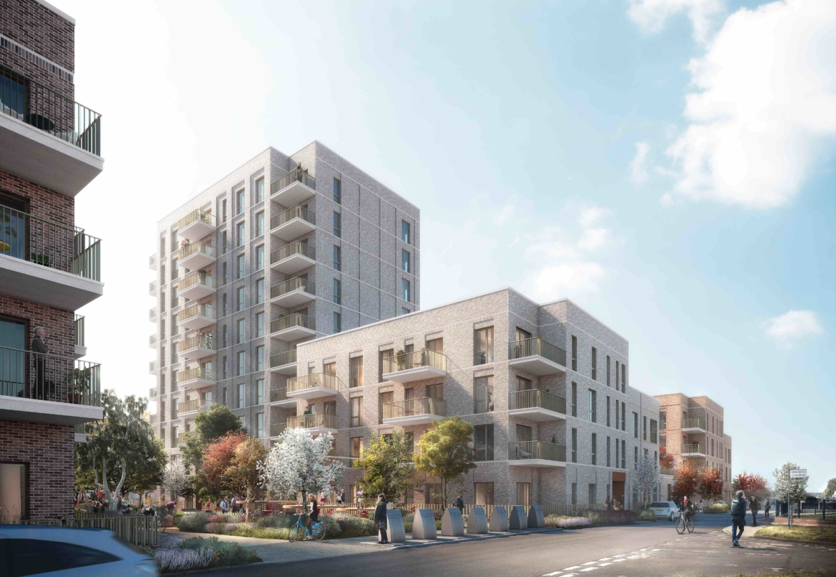 Plans for the Napier and New Plymouth House site include 126 affordable homes and a further 71 homes for private sale targeted at local buyers.