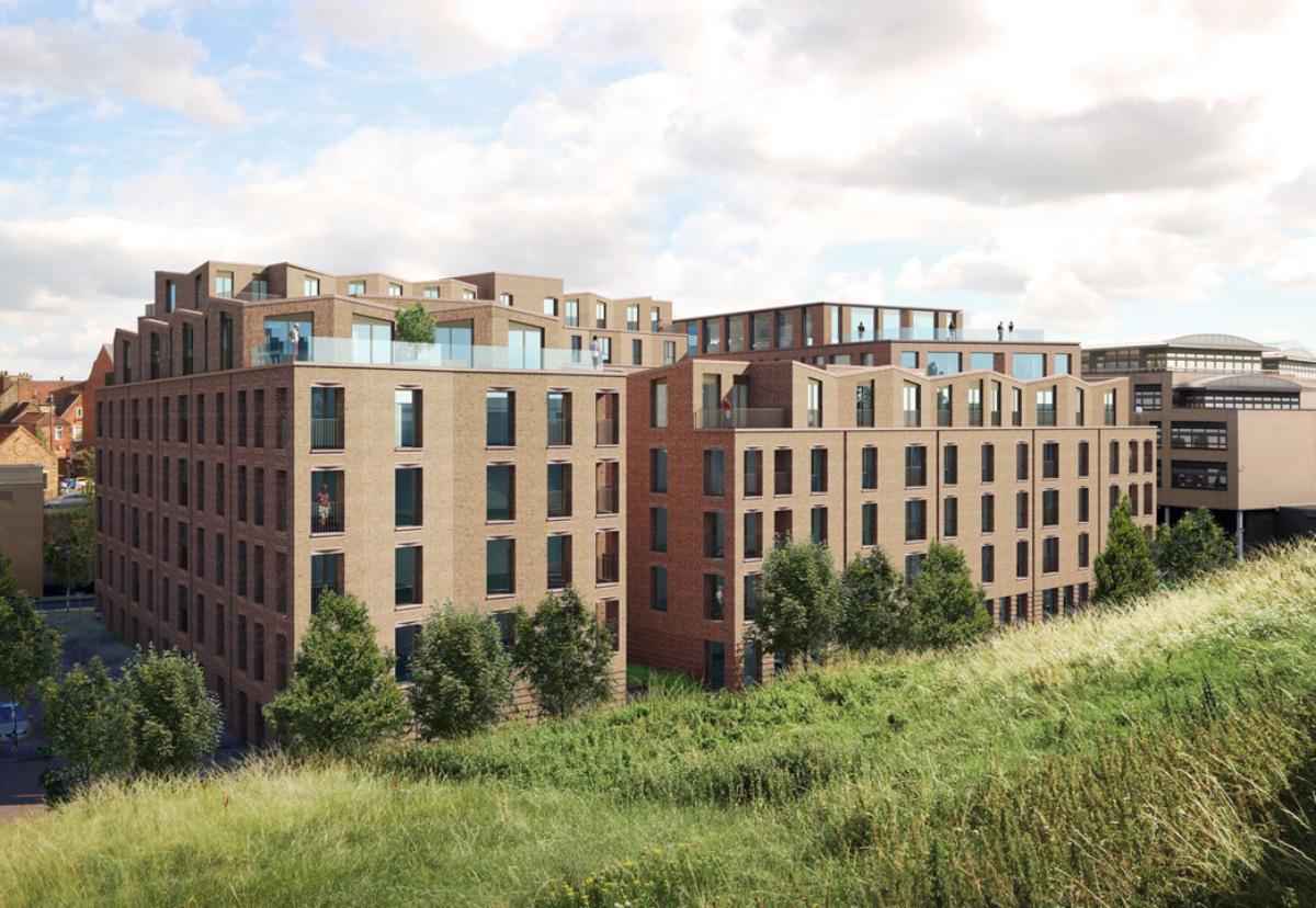 Hudson Quater scheme in Leeds