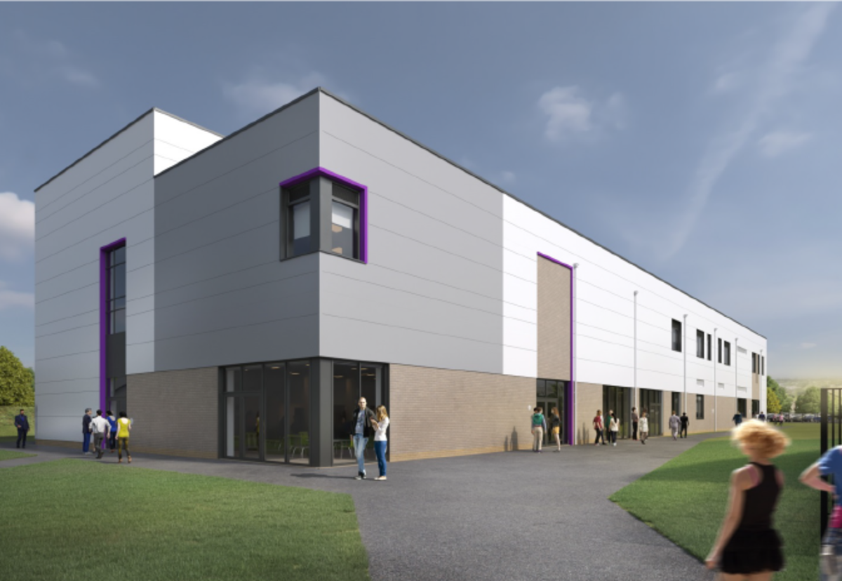 Herefordshire's Mifflin Construction has taken the steel frame contract