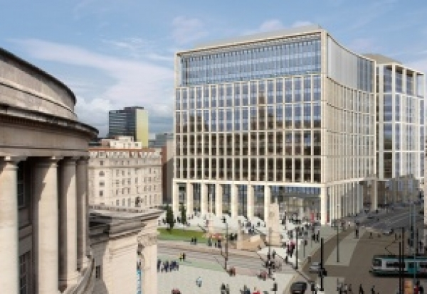 Styles & Woods to fit-out One St Peter's Square in Manchester
