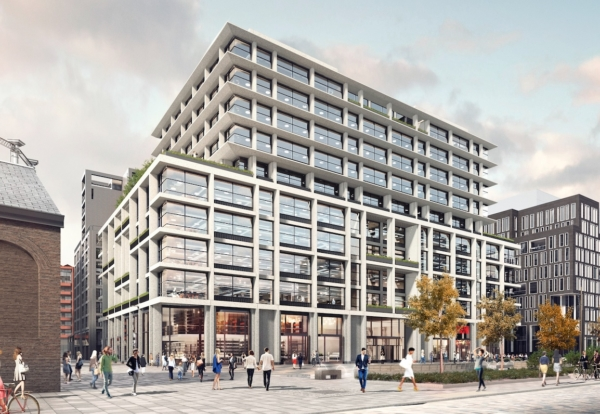 Kier confirmed for part of Facebook office complex