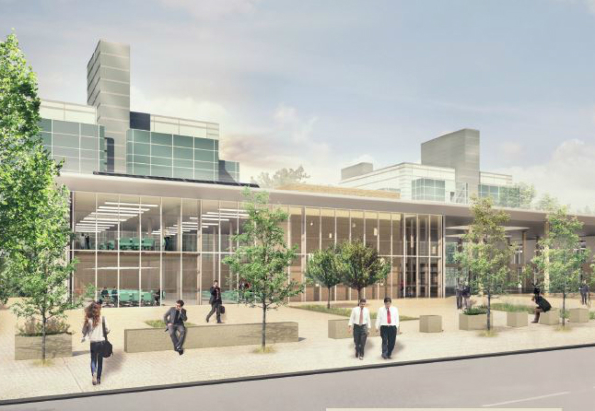 Public Health England's proposals to create a new headquarters in Harlow forms part of the wider programme to rationalise the Government estate
