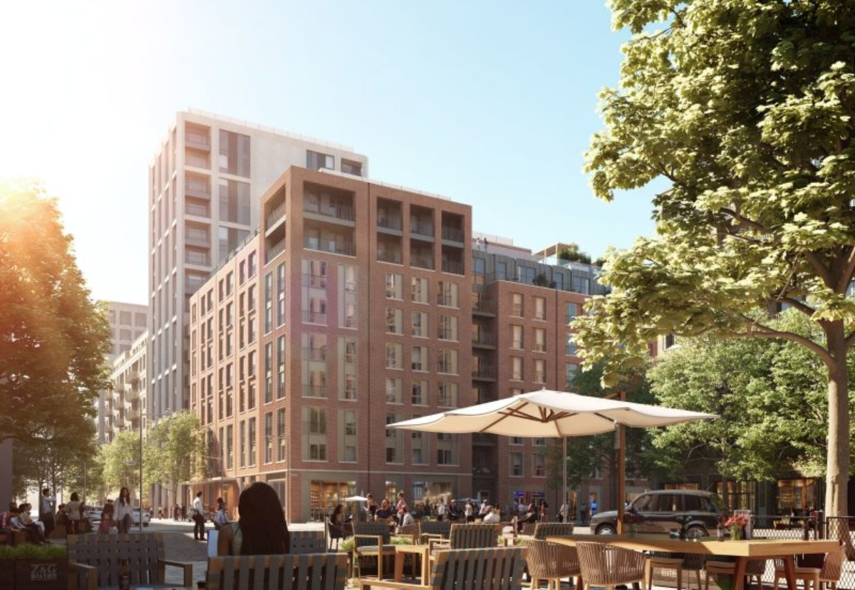 Brent Cross South town centre scheme will deliver 6,700 homes