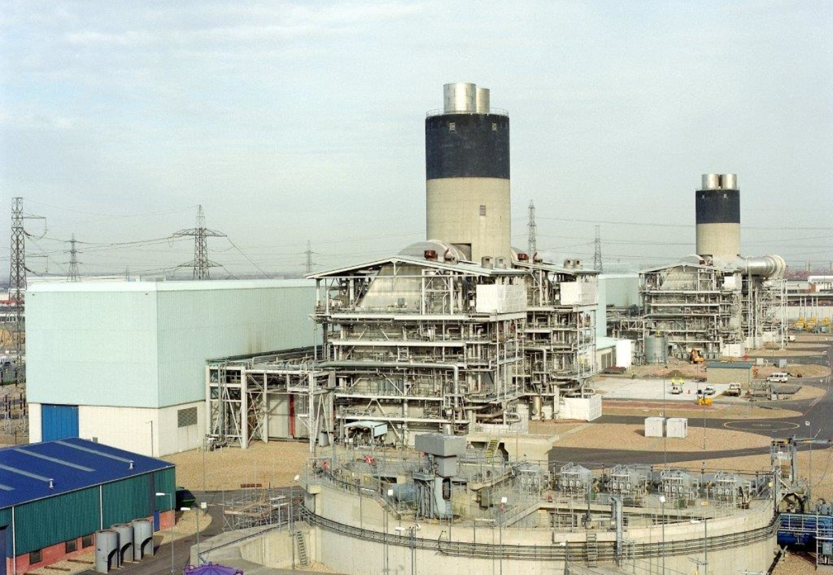 The former Barking Reach Power Station site will be transformed
