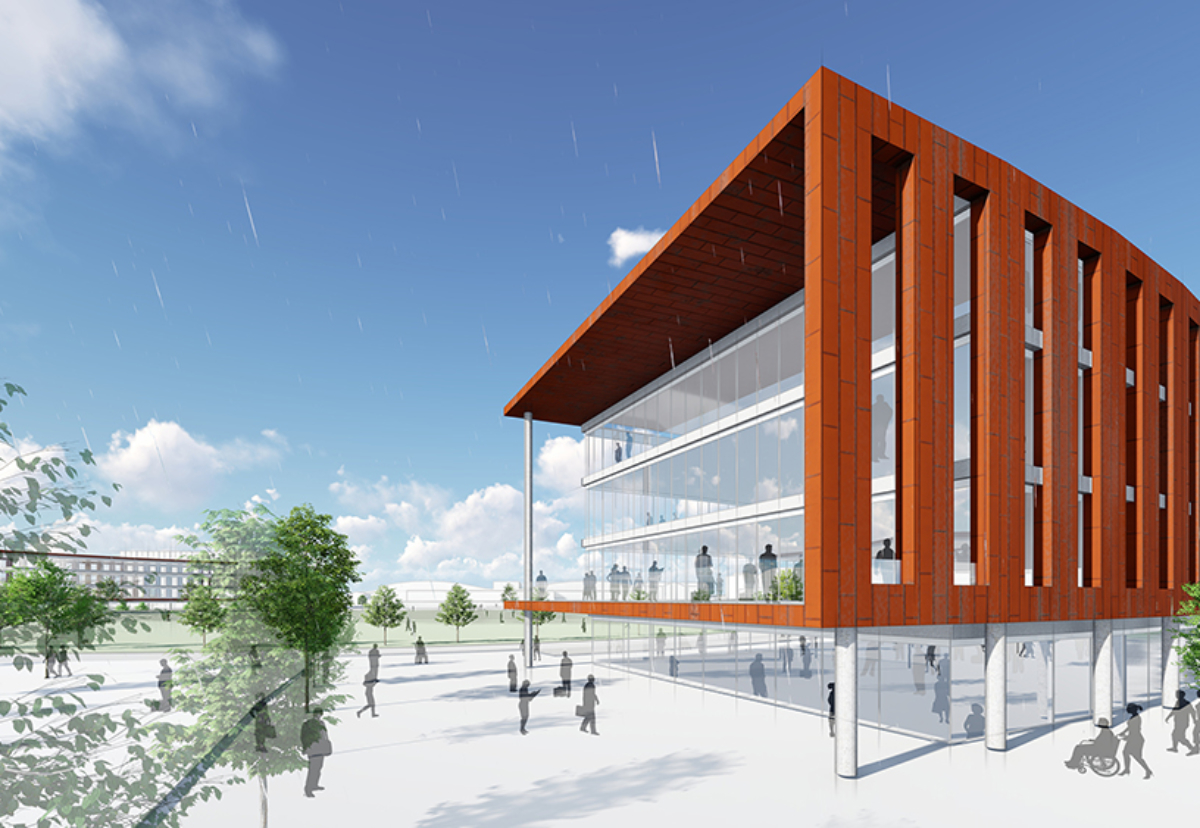 Over a dozen new buildings planned for Sheffield Olympic Legacy Park