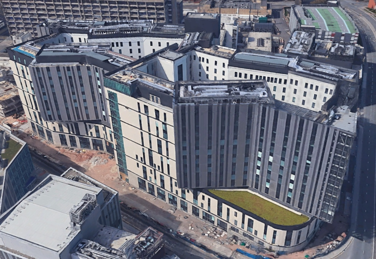 Contract to replace cladding at the Royal Liverpool is now out to bid
