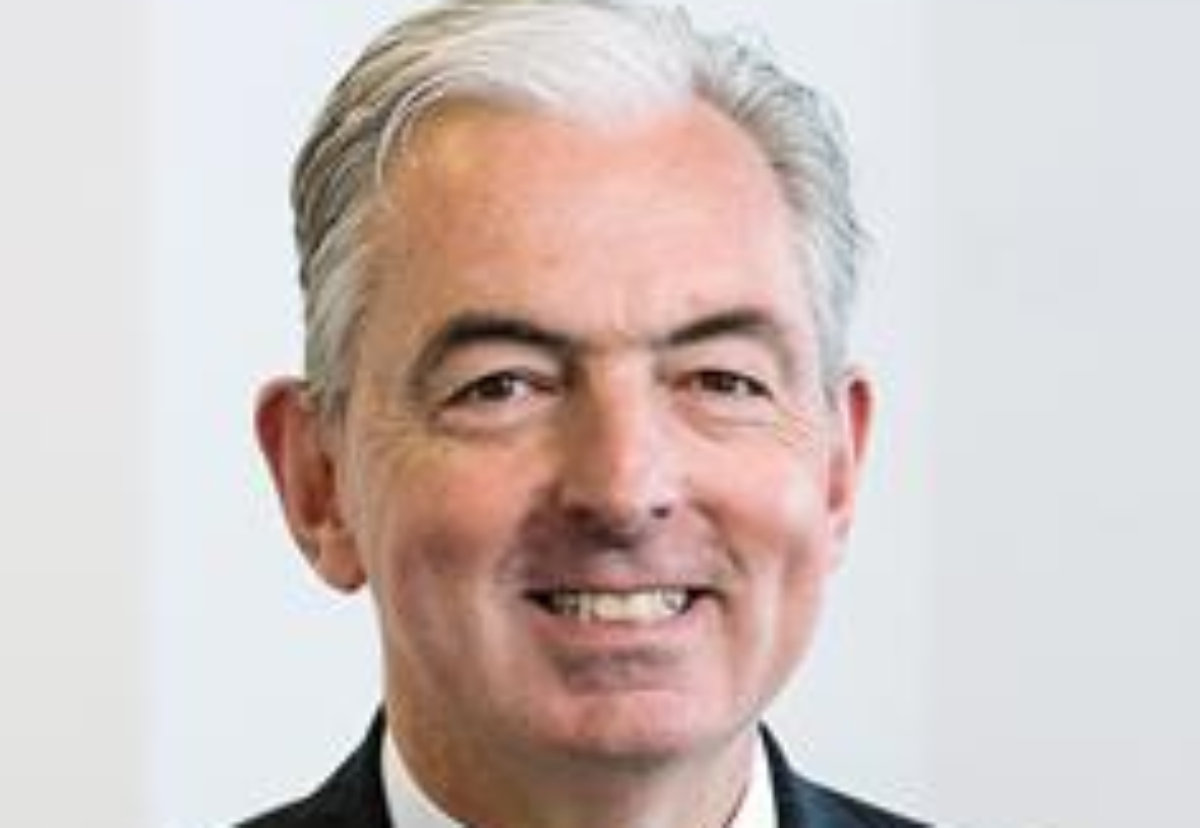 Chief executive Ian Sutcliffe is ramping up modular timber-frame capability to drive margin growth