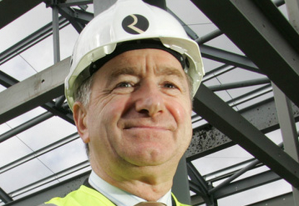 Bill Robertson believes main contractor margins are set to rise as business models change