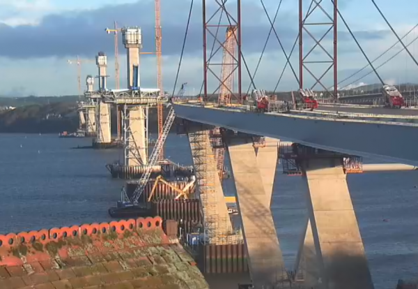 Galliford Try is counting the cost of undertaking major infrastructure projects in Scotland like the Queensferry Crossing and Aberdeen Bypass