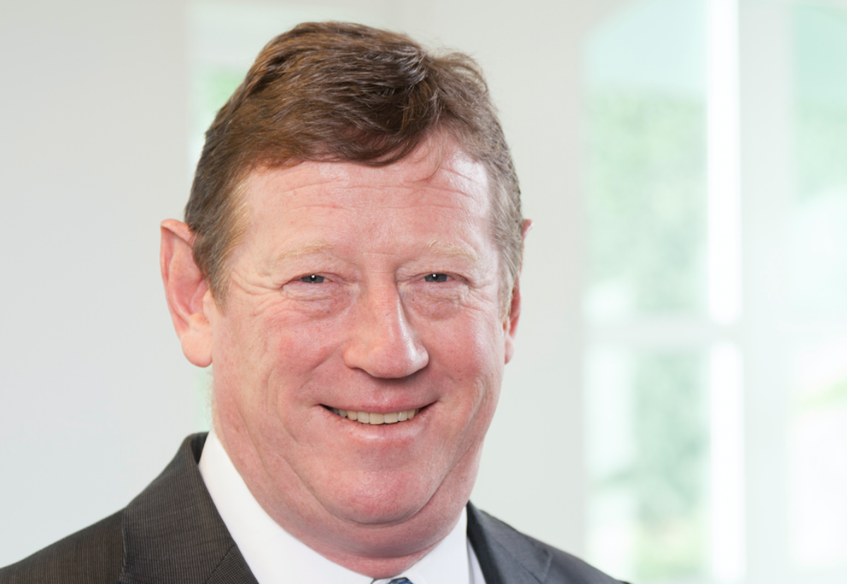 James Wates honoured for services to business and charity