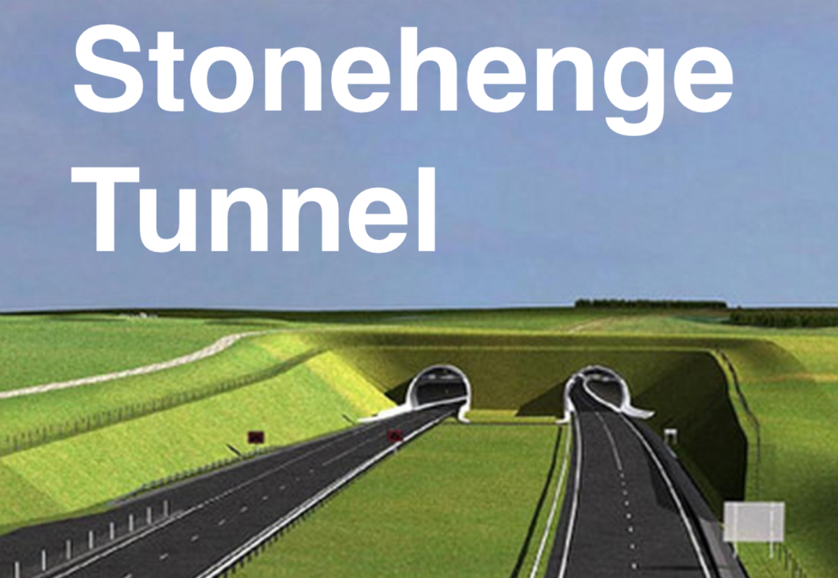 Work will include a tunnel to protect the setting of the famous monument
