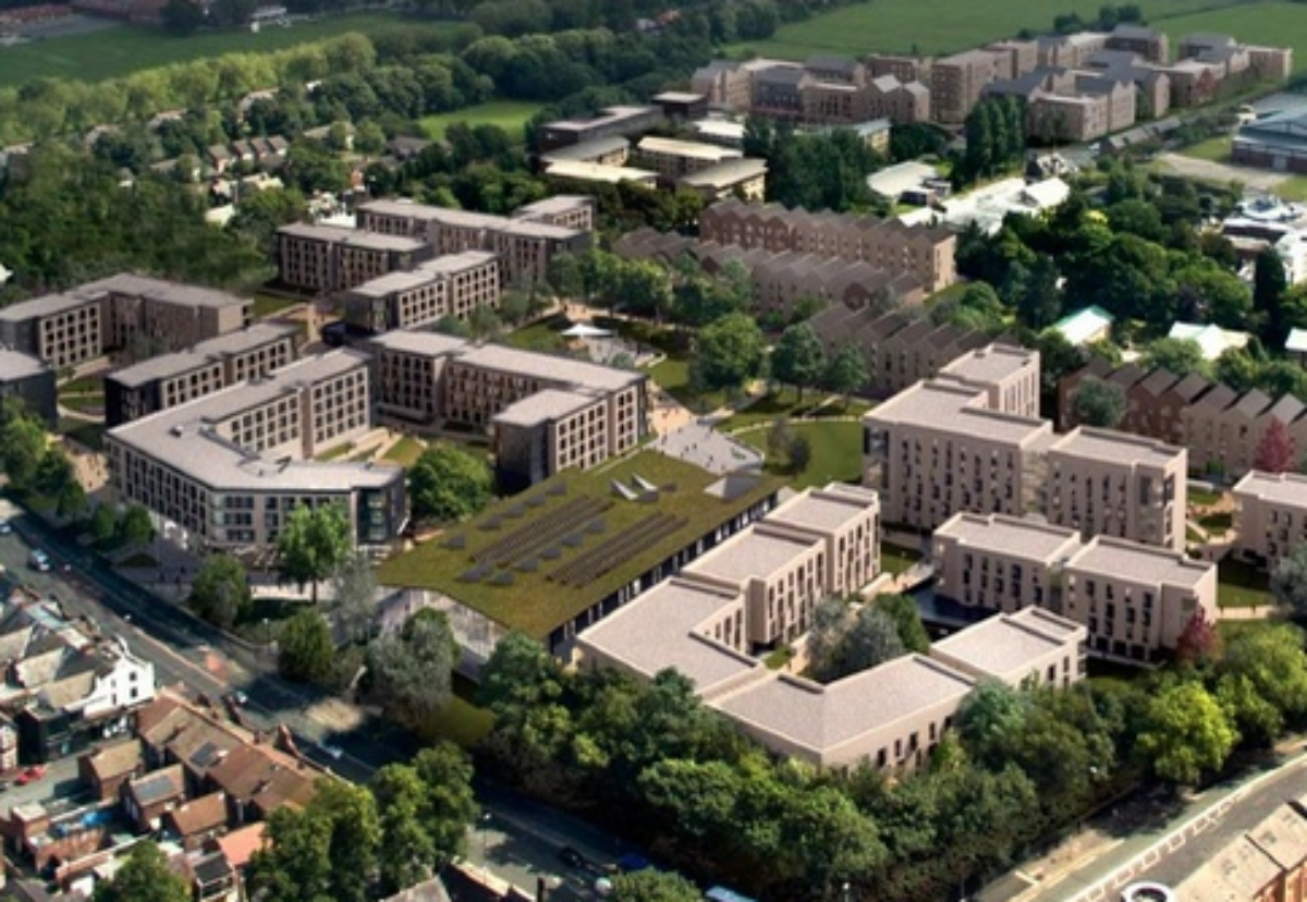 Owens Fields redevelopment was billed as the 'jewel in the crown' of university accommodation