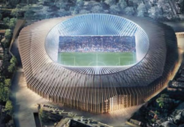 Chelsea FC stadium