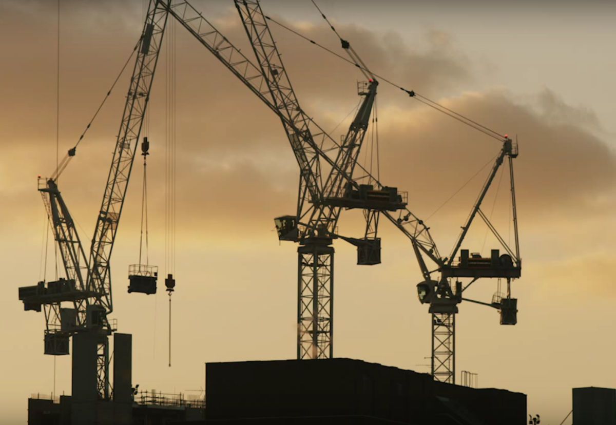 Construction is the most successful industry for delivering upward social mobility within the UK workforce