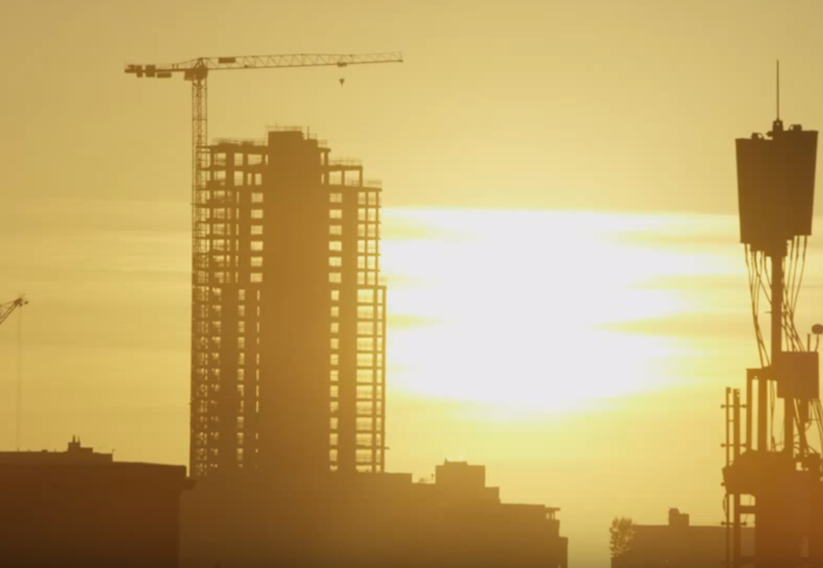 Slowdown in office building to dampen construction output